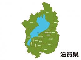 滋賀県地図