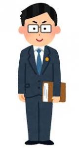 イラスト弁護士2